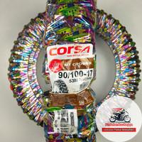 Corsa MT Cross X 90/100-17 Ban Motor Trail Tubetype (non tubeless)