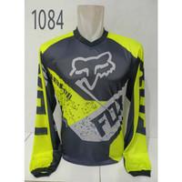 Baju JERSEY 1084 Kaos Sepeda Motor Trail Downhill Trek Bike Balap MTB