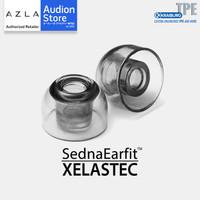 Eartips Earpiece AZLA SEDNA / SednaEarfit XELASTEC for IEM & TWS