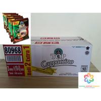 TOP Coffee Cappuccino [25gram/180 sachet / 1 Karton ]