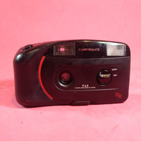 kamera canon pocket film nyala jadul vintage antik lawas kuno rare lan