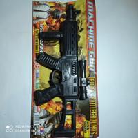 [Dzanisha] Mainan Senapan PUBG-Machine Gun (MG)-Battle Grounds