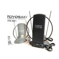 Toyosaki Antena TV Indoor Digital TYS-468SC Full HD (Signal Kuat) + SC