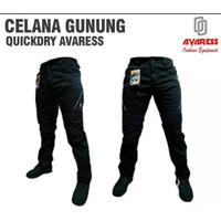 Celana Panjang Avaress Quickdry Strectch - Celana Gunung Trekking - Hi