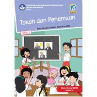 Buku siswa Tema 3 Tokoh dan Penemuan Kelas 6 SD-MI