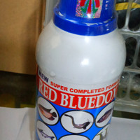 obat ikan red bluedox anti jamur parasit bakteri kuman dan luka
