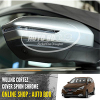 Cover Spion Wuling Cortez Chrome