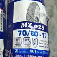 Ban Mizzle MZ-028 70/80-17 TubeType ban luar motor