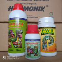 PUPUK BUAH NASA - PUPUK PELEBAT BUAH - poc - hormonik - pwr nutrition