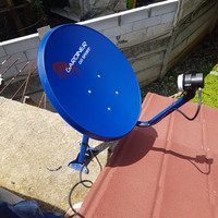 Antena parabola mini bebas iuran bulanan selamanya