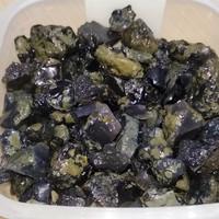 Paket Kotak Rough / Bahan Black Opal Banten Nol Jarong Asli dr Tambang