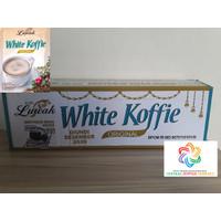 Luwak White Coffee [20gr /200 Sachet / 1 Karton ]