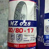 Ban Mizzle MZ-028 60/80-17 TubeType ban luar motor