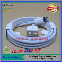 Fast Charger Kabel Data Iphone 10 X XS XS MAX XR SE ORIGINAL Apple