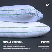 Bantal Relaxsoul Queen Firm Promo