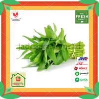 Sayur kangkung 200gram - sayuran segar bekasi