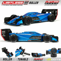 ARRMA LIMITLESS 1/7 SCALE SPEED BASH ELECTRIC 4WD RC ALL-ROAD