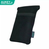 Aukey special pouch sarung pelindung pb power bank bag serba guna ori