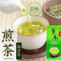 Japanese Green Tea Sencha Teh Jepang Bubuk Uji No Tsuyu Sen-Cha