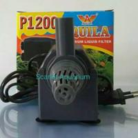 Aquila P1200 P 1200 Pompa Air Aquarium Liquid Filter