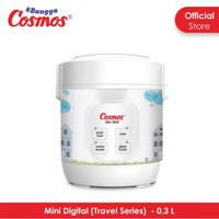 Rice Cooker Min Cosmos 1031 0,3 L Penanak Nasi Mini Magic Com Cosmos