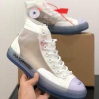 Sepatu Converse Chuck Taylor Vulcanized High High QY Bergaransi TOKO