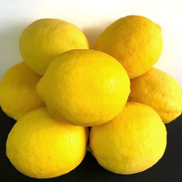 [5kg] Lemon USA / Buah Lemon Import USA / Jeruk Lemon USA (100% Fresh)