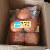 Light Brioche Burger Bun 60g