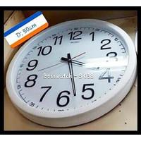 Best Deal Jam Dinding Seiko 038 -D- 50Cm-. Dijamin Murah-- Garansi 1