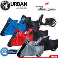 Urban / Cover Motor Honda Scoopy 100% Waterproof / Aksesoris Motor