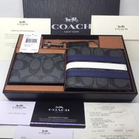 PROMO!! Coach wallet dompet pria signature