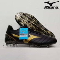 big promo sepatu bola mizuno monarcida terbaru 2020 sepatu sepak bola - Hitam, 39