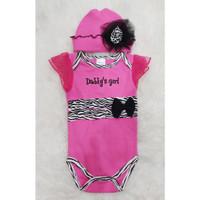 Bayi Works Jumper Cewek Bayi Set 6-12 Bulan