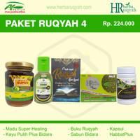 Paket Herbal Ruqyah 4