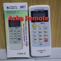REMOTE REMOT MULTI AC SHARP CRMC-A790JBEZ LOW WATT SEPERTI ORIGINAL