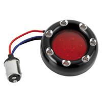 Arlen Ness 12-755 - Black Fire Ring LED Kit for Factory Turn Signals