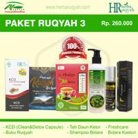 Paket Herbal Ruqyah 3