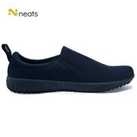 Neats Sepatu Slip On Pria N-014 Casual Black - 39