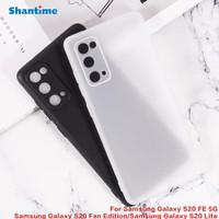 SAMSUNG GALAXY S20 FE SOFT CASE PREMIUM CAMERA PROTECTION