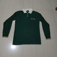 Polo shirt SUPREME lengan panjang