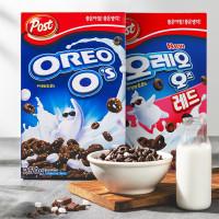 Post Oreo O's Cereal with Marshmallow Korea 250 gr