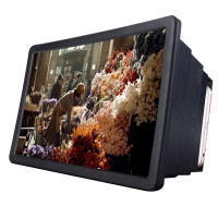 Kaca Pembesar 3D Magnifier F2 Untuk Smartphone Hp - Enlarge Screen F2