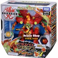 Takara Tomy Bakugan Dragonoid Maximus Original / Bakugan Big Ball
