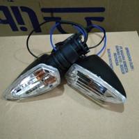 lampu sen depan vixion new 2013. MX king.
