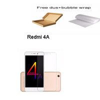 Xiaomi Redmi 4A Tempered Glass Screen Protector Anti Gores