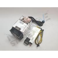 Antminer Z9 Mini 10k Sol/s 300W ZCASH ZEN ZEC BTG Asic Equihash Miner