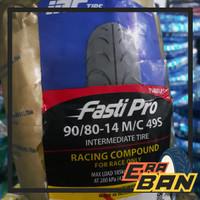 BAN IRC FASTI PRO - 90 80 RING 14 TUBELESS