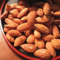 kacang almond panggang 1 kg siap makan