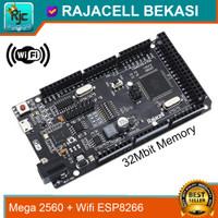 Arduino Mega2560 R3 Built-in IOT Wifi ESP8266 32MB Wemos Nodemcu Board