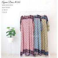 Ayana Home Dress #80 / Gamis Rayon / Gamis Murah / Baju Murah